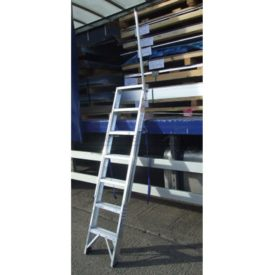 Trailer Bed Ladders